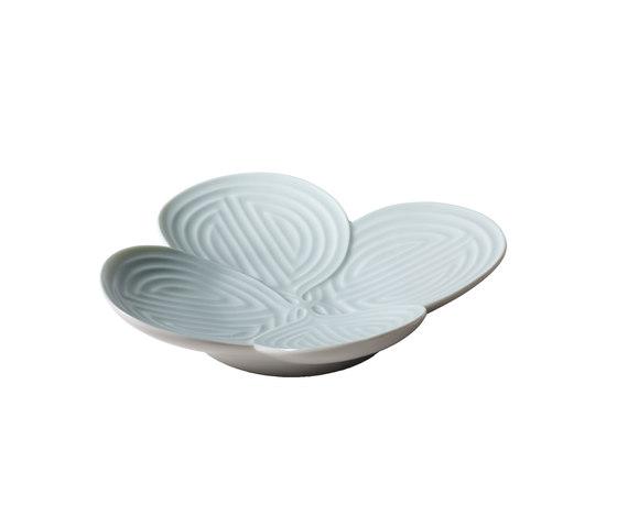 Naturofantastic - Appetizer plate (white) by Lladró | Bowls