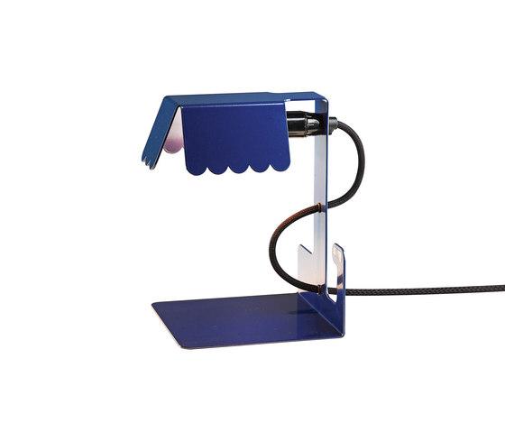 Lucy Table lamp Blue di Bsweden | Illuminazione generale