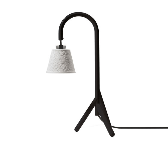 Treo - Lamp (white) by Lladró | Task lights