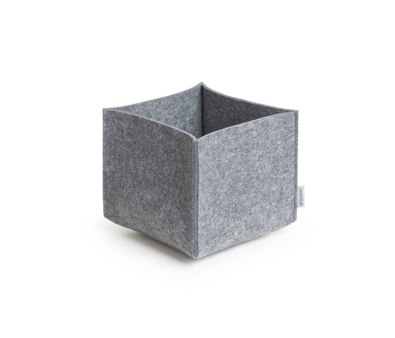 Square 24 multi purpose box by greybax | Storage boxes