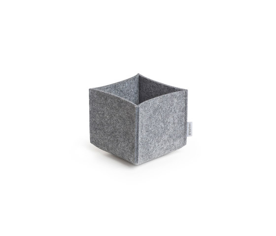Square 17 multi purpose box di greybax | Contenitori / Scatole