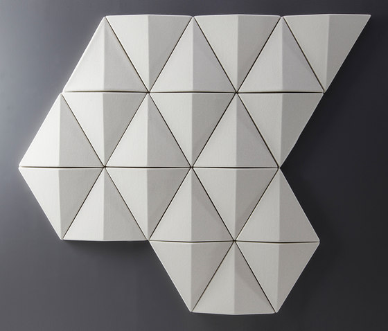 Bits Wall by Abstracta | Sound absorbing wall systems