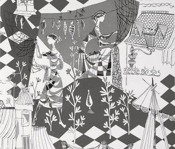 Villefranche gris de Gastón y Daniela | Tejidos para cortinas