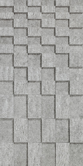 Belgian Grey Expansion Mix by Caesar | Ceramic tiles