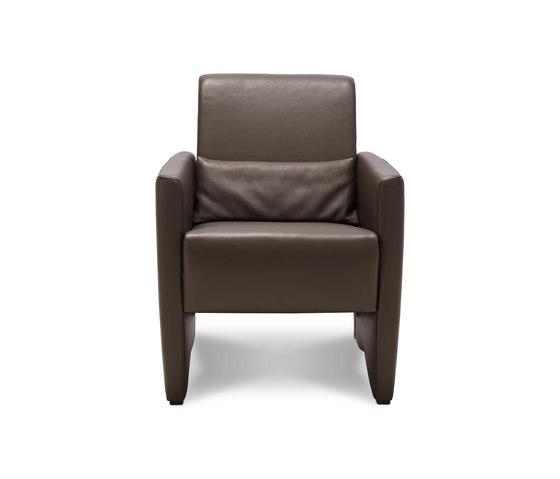Ponto Armchair di Jori | Poltrone lounge
