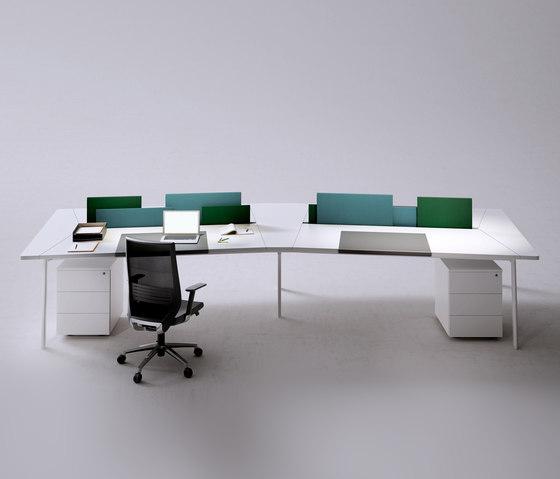 M10 von Forma 5 | Tischsysteme