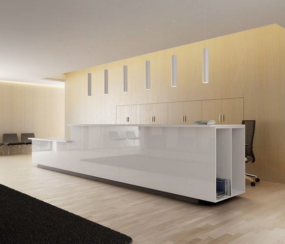 M10 by Forma 5 | Reception desks