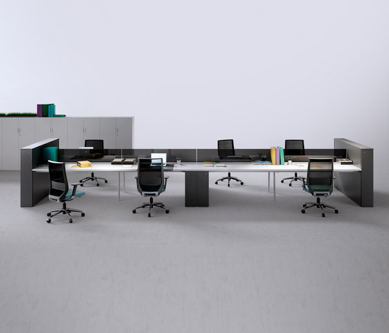 M10 by Forma 5 | Desking systems