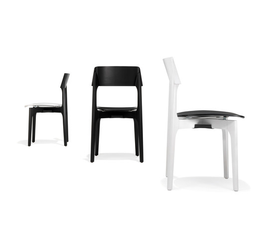 1010 Bina by Kusch+Co | Visitors chairs / Side chairs