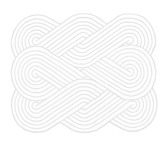 Tresse von Chevalier édition | Formatteppiche / Designerteppiche