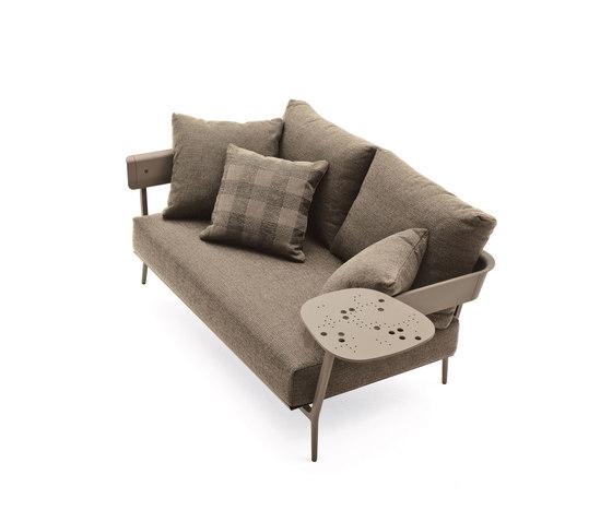 Aikana Sofa 2-seater by Fast | Garden sofas