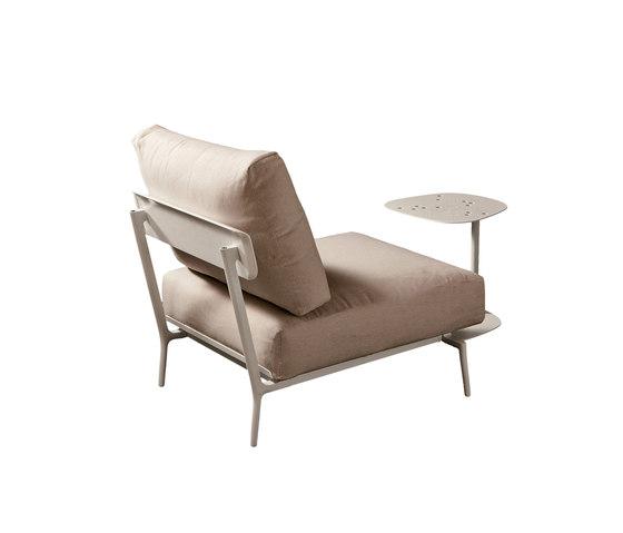 Aikana armchair by Fast | Garden armchairs