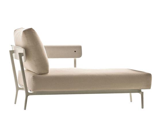 Aikana deckchair by Fast | Sun loungers