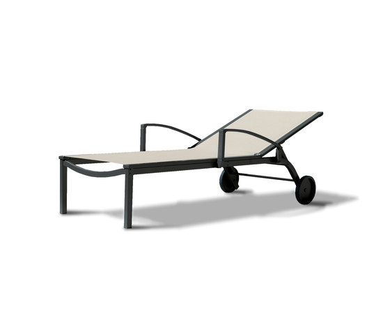 Mirò Tex Sunlounger by Fast | Sun loungers
