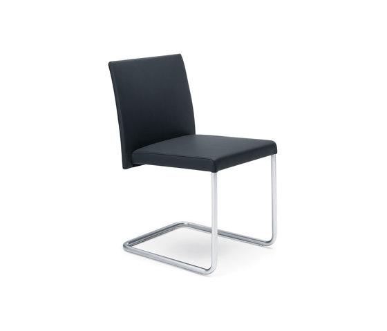 jason lite 1900 freischwinger st hle von walter knoll. Black Bedroom Furniture Sets. Home Design Ideas