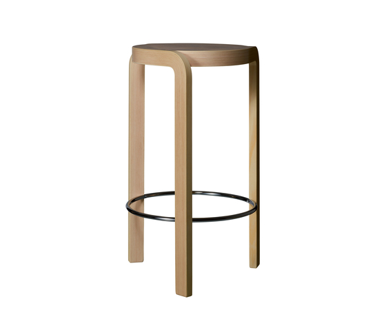 Spin bar stool di Swedese | Sgabelli bar