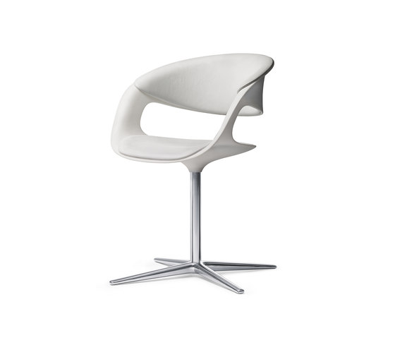 Lox Bucket Seat by Walter Knoll | Conference chairs