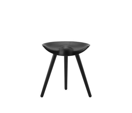 ML 50 stool fibreglass de by Lassen | Tabourets