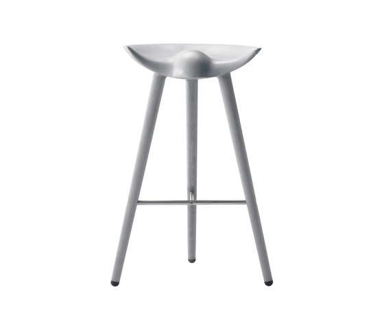 ML 50 bar stool fibreglass by by Lassen | Counter stools