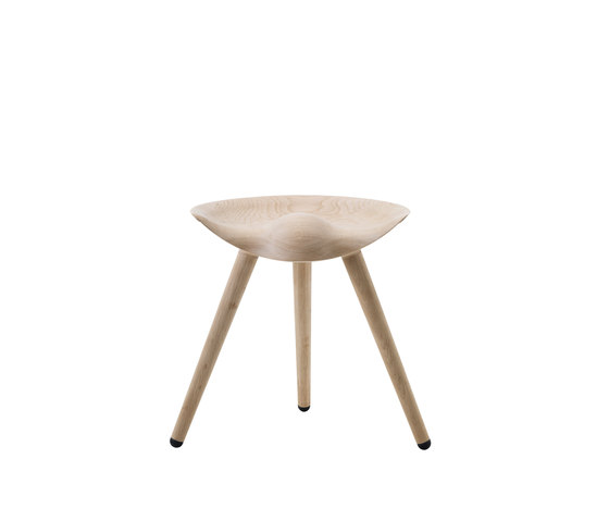 ML 42 Stool oak de by Lassen | Taburetes