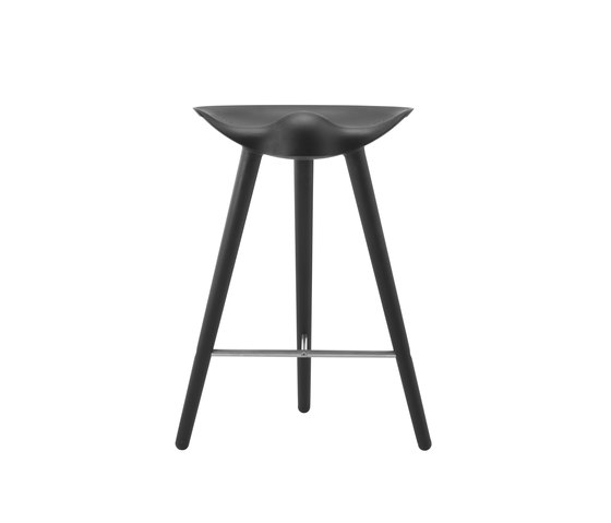 ML 42 counter stool beech di by Lassen | Sgabelli bancone