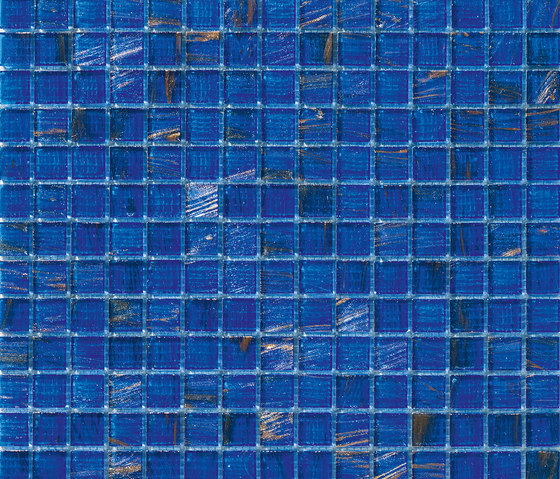 Aurore 20x20 Azzurro S de Mosaico+ | Mosaicos