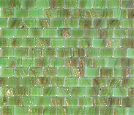 Aurore 20x30 Verde de Mosaico+ | Mosaicos