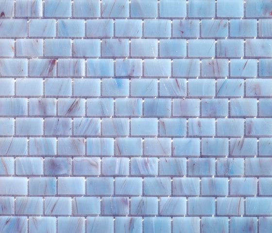 Aurore 20x30 Azzurro de Mosaico+ | Mosaïques