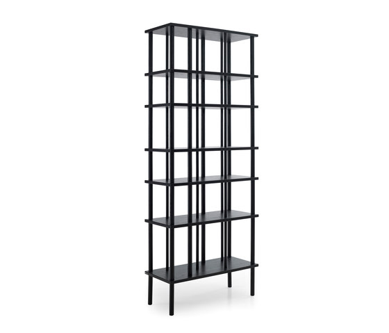 Level bookshelf by Karl Andersson | Shelving systems