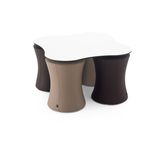 Asso Grosso by Karl Andersson | Modular seating elements