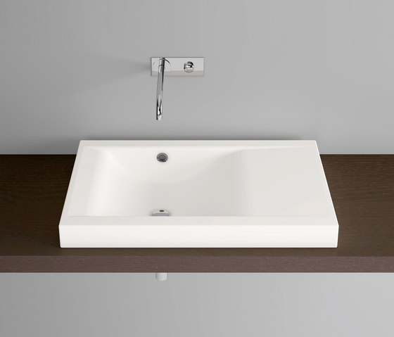 BetteWave Counter top washbasin di Bette | Lavabi / Lavandini