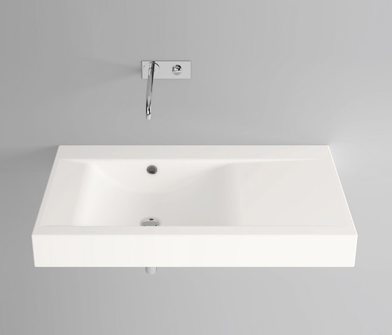 BetteWave Wall mounted washbasin by Bette | Wash basins