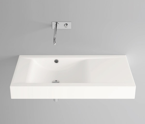 BetteWave Wall mounted washbasin de Bette | Lavabos