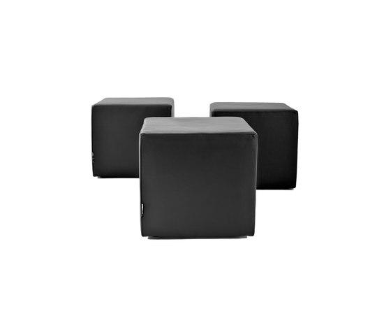 Cube di Manufakturplus | Pouf