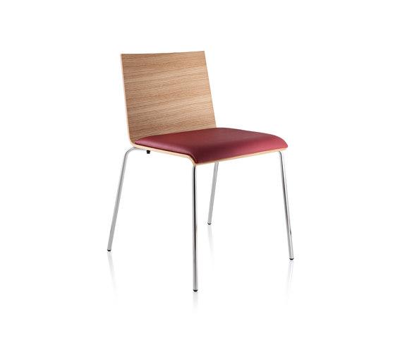 Casablanca Chair by ALMA Design | Restaurant chairs