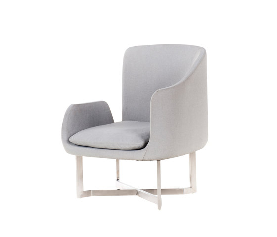Open Privacy Lounge Chair de Stellar Works | Sillones lounge