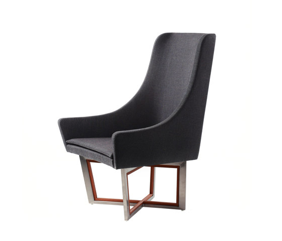 Open Privacy High-back Lounge Chair di Stellar Works | Poltrone lounge