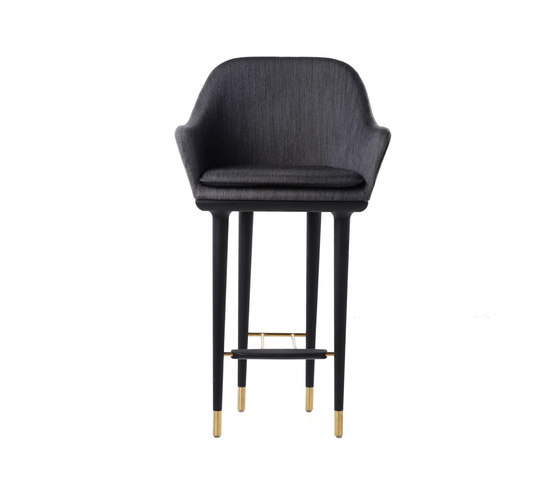 Lunar Bar Chair de Stellar Works | Tabourets de bar