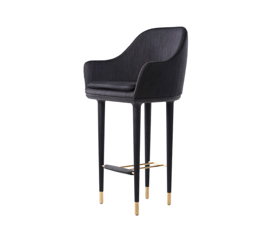 Lunar Bar Chair by Stellar Works | Bar stools