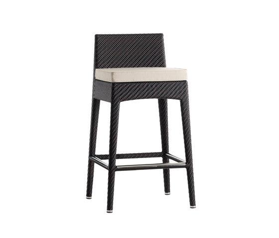 Amberes Bar stool di Point | Sgabelli bar da giardino