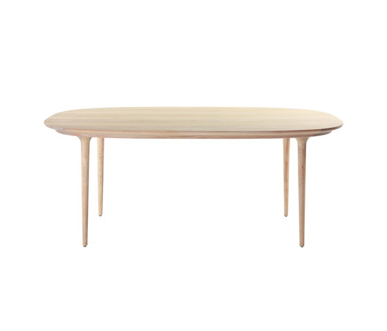 Lunar Dining Table by Stellar Works | Restaurant tables