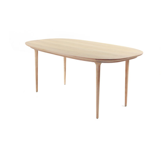 Lunar Dining Table de Stellar Works | Tables de repas