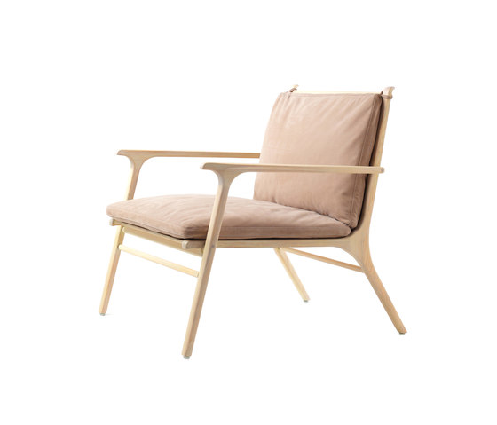 Rén Lounge Chair Large by Stellar Works | Lounge chairs