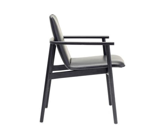Jana | mit Holzgestell von Freifrau Sitzmöbelmanufaktur | Stühle