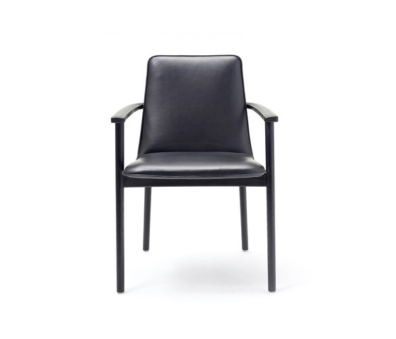 Jana Armchair by Freifrau Sitzmöbelmanufaktur | Visitors chairs / Side chairs