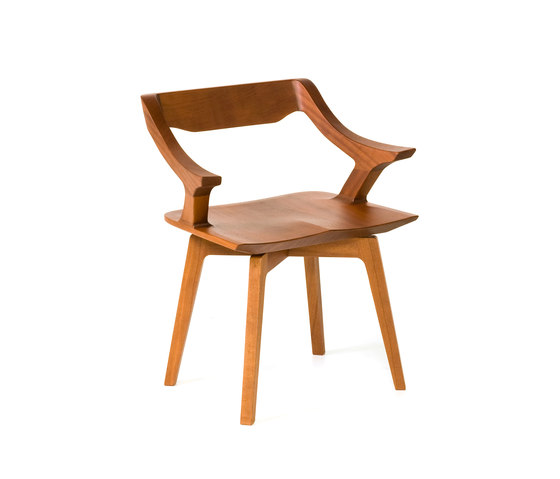 New Legacy Vito Chair de Stellar Works | Chaises de restaurant