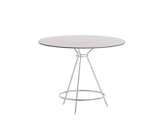 Marilyn round table by Point | Dining tables