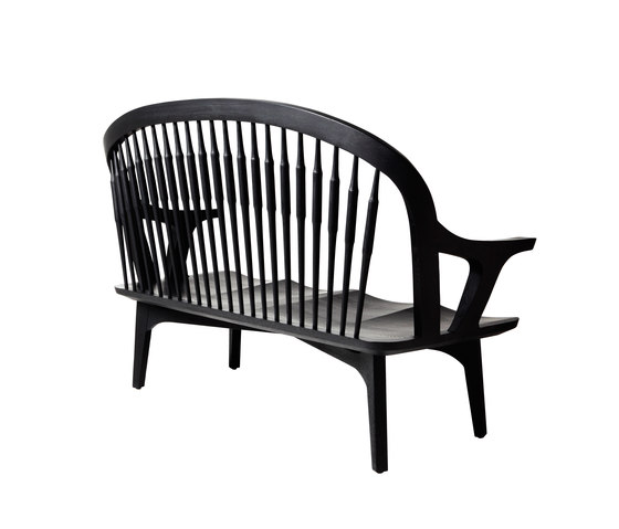 New Legacy Godfather Double Chair by Stellar Works | Waiting area benches