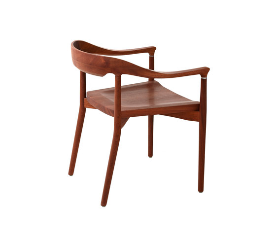 New Legacy Sofia Chair de Stellar Works | Chaises de restaurant