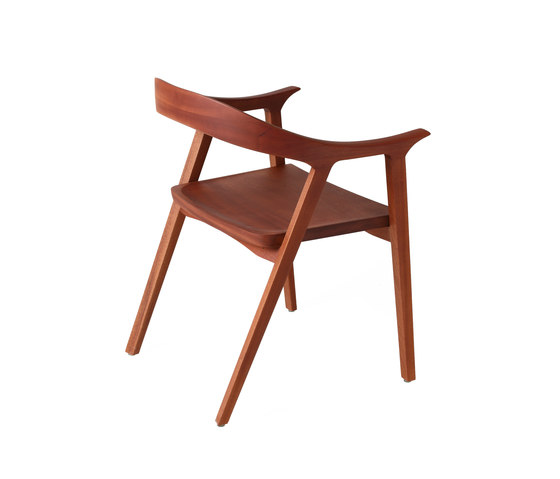 New Legacy Peppe Chair de Stellar Works | Chaises de restaurant